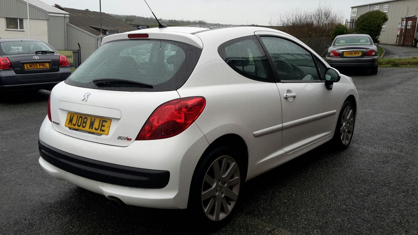 ... Picture of Peugeot 207 gt ...