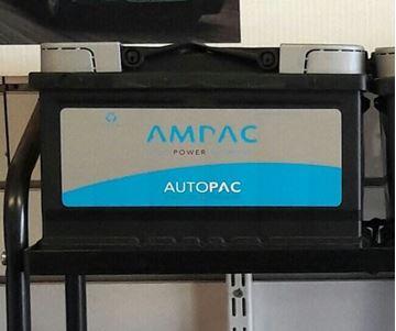 Picture of Ampac Premium Battery- 100