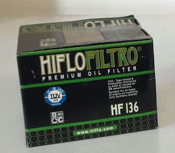 Picture of HifloFiltro - Premium Oil Filter - HF136