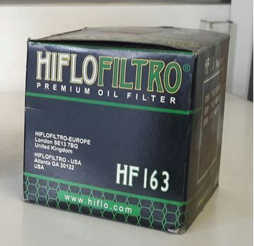 Picture of HifloFiltro - Premium Oil Filter - HF163